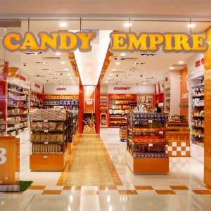 Candy Empire store Kallang Wave Mall Singapore
