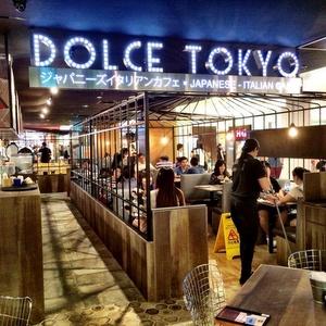 Dolce Tokyo Japanese-Italian cafe Bugis Junction Singapore