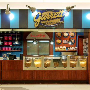 Garrett Popcorn Shops City Link Mall Singapore