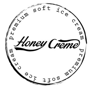 Honey Creme ice cream cafe Singapore