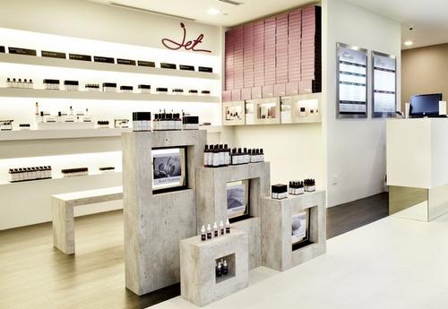 Jet Concepts beauty salon Singapore