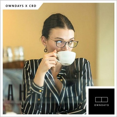 Owndays Japanese eyewear, available in Singapore.
