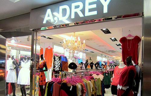 A,Drey women's clothing store NEX Singapore.