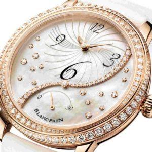 Blancpain women's watch.