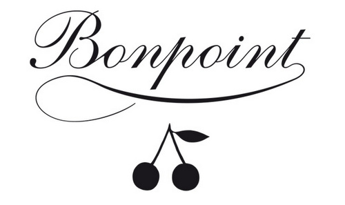 Bonpoint children's clothing.