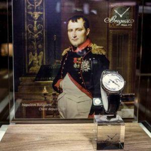 Breguet Napoleon Bonaparte watch.