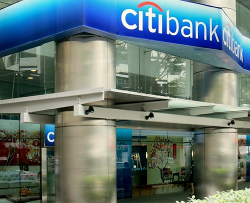 Citibank Capital Square Singapore.