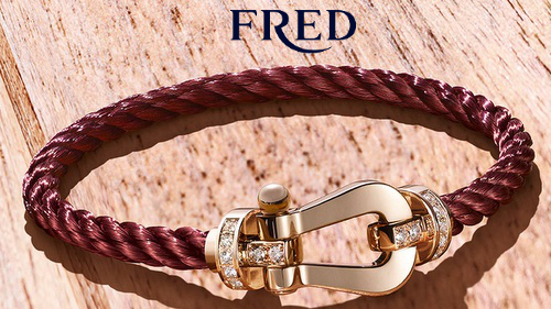 FRED Force 10 jewelry.