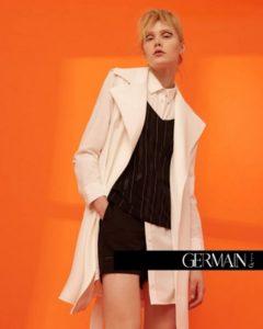 Germain womenswear clothing.