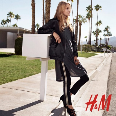 H&M women's clothing.