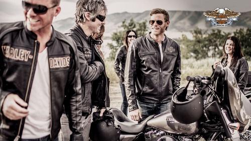 Harley-Davidson MotorClothes.