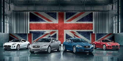 Jaguar Cars, Available In Singapore.