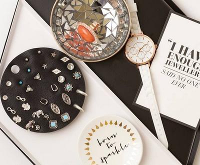 Lovisa jewelry and accessories.