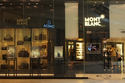 montblanc stores in singapore shopsinsg. Black Bedroom Furniture Sets. Home Design Ideas