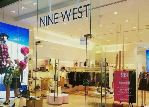 Nine West shoe and accessory store Singapore.