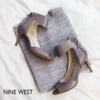 Nine West shoes.