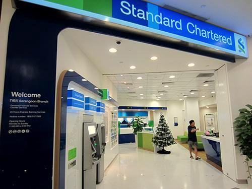 Standard chartered bank forex rates