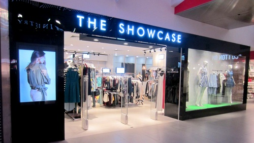 The Showcase Clothing Stores i...