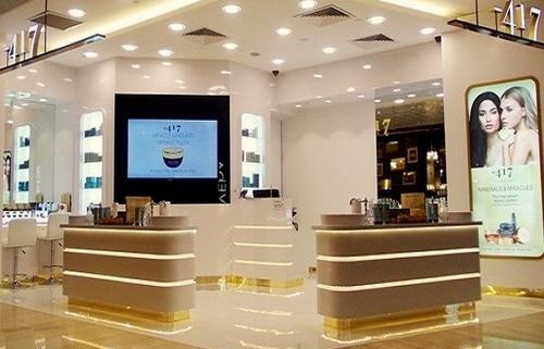 -417 Dead Sea Cosmetics store Capitol Piazza Singapore.