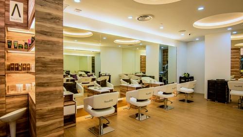 Apgujeong Hair Studio Singapore.