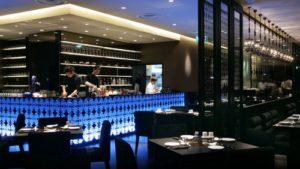 Black Society Chinese restaurant VivoCity Singapore.