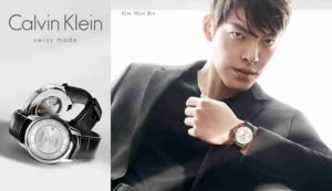 Calvin Klein Inifinite watch.