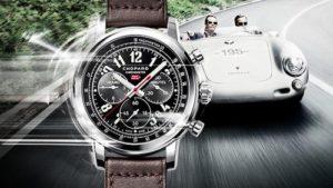 Chopard Mille Miglia watch.