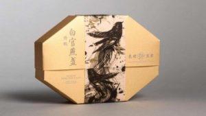 Dragon Brand Premium Dried Bird's Nest product.