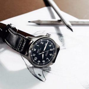 IWC Schaffhausen Pilot's Watch Mark XVIII.