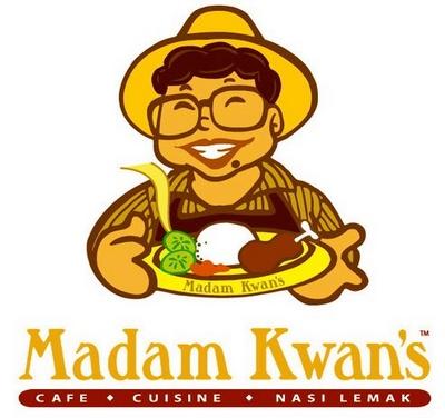 Madam Kwan's Malaysian restaurant VivoCity Singapore.