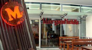 Morganfield's American restaurant The Star Vista Singapore.