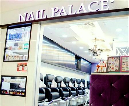 Nail Palace nail salon Junction 8 Singapore.
