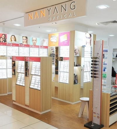 Nanyang Optical store Singapore.