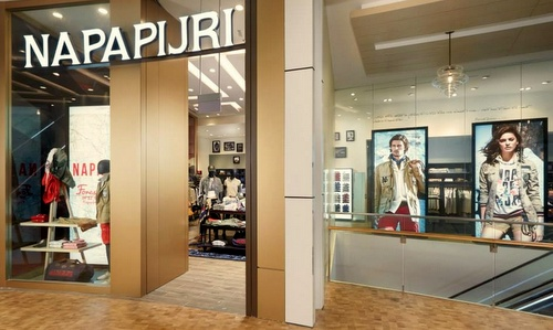 Napapijri Clothing Stores In Singapore Shopsinsg