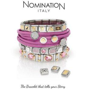 Nomination bracelet.