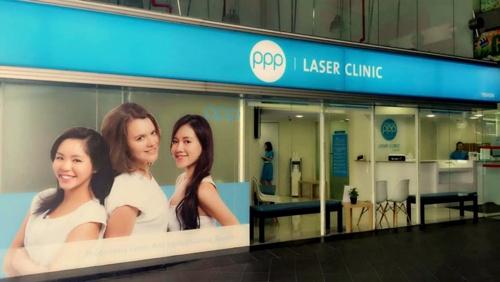PPP Laser Clinic Yishun Singapore.