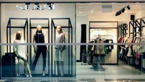 SENSE women's clothing store.