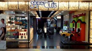 SuperCuts hair salon NEX Singapore.