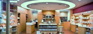 The Skin Pharmacy beauty store.