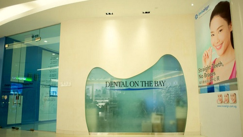 Dental on the Bay clinic VivoCity Singapore.