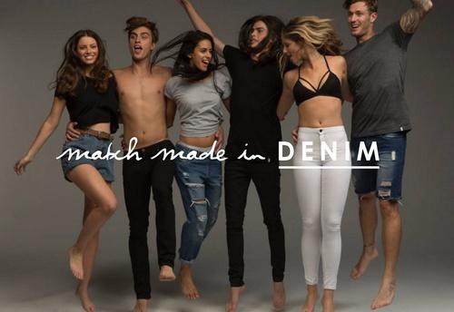 Factorie denim fashion.