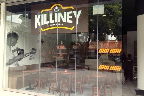 Killiney Cafe Concourse Skyline Singapore.