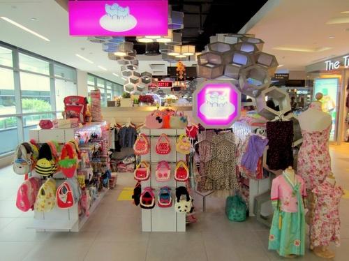 Steward's Little store NEX Singapore.