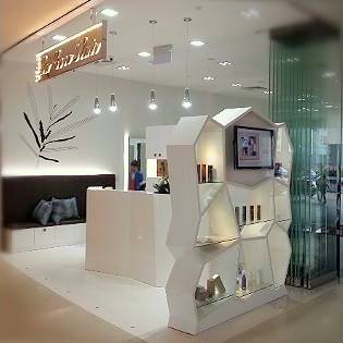 Lacoco Korean hair salon VivoCity Singapore.