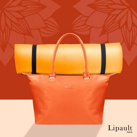 Lipault handbags in Singapore.