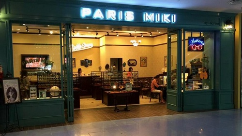 efa895bbed96 Optique Paris Miki optical store VivoCity Singapore.