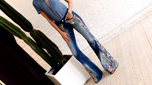 Alice + Olivia jeans Singapore.