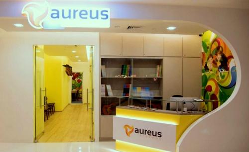 Aureus Academy music school 112 Katong Singapore.
