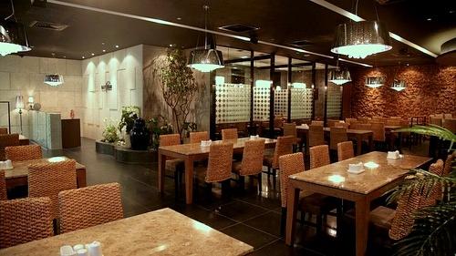 BaySushi restaurant Marina Bay Sands Singapore.