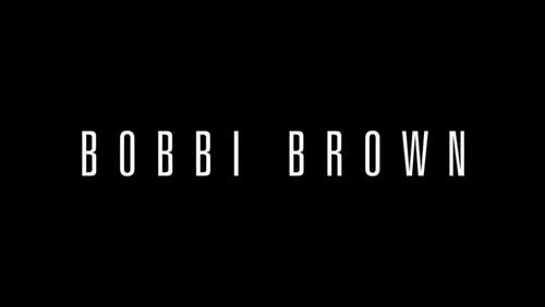 Bobbi Brown cosmetics.